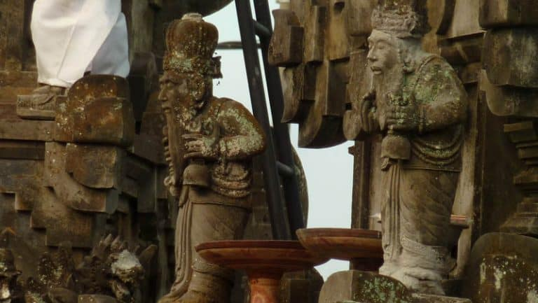 temple bali candi wasan indonesie vacances culturelles