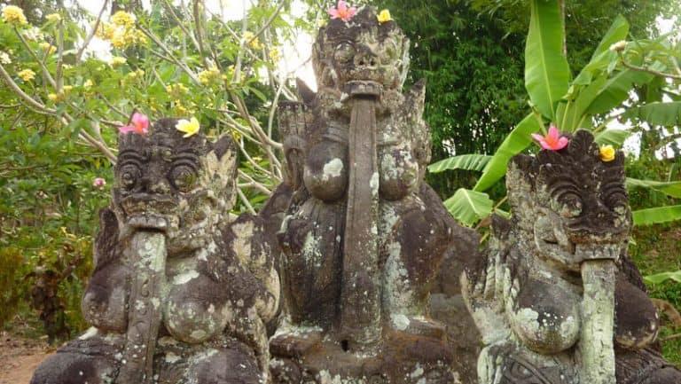 temple bali candi wasan indonesie voyage