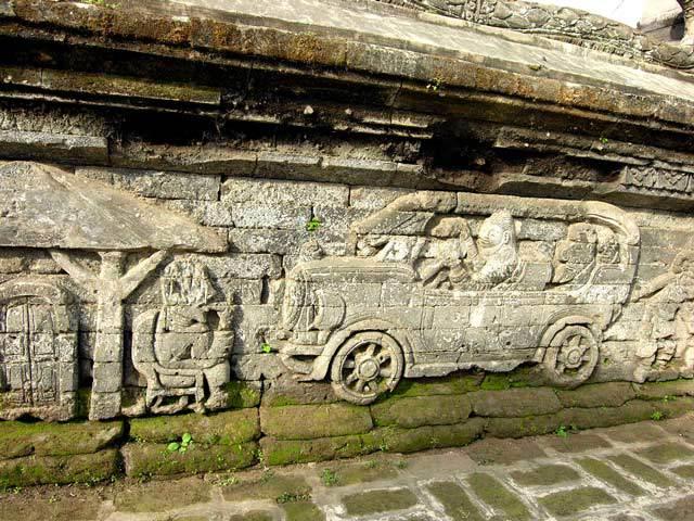 temple bali jagaraga culture oeuvre antique