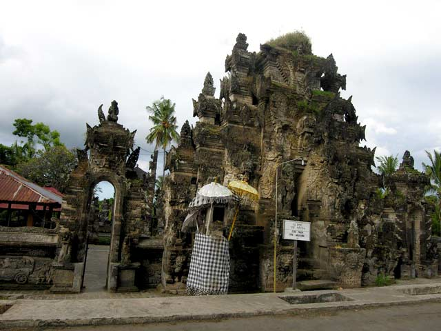 temple bali jagaraga culture