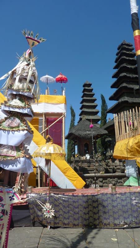 temple bali pura ulun batur