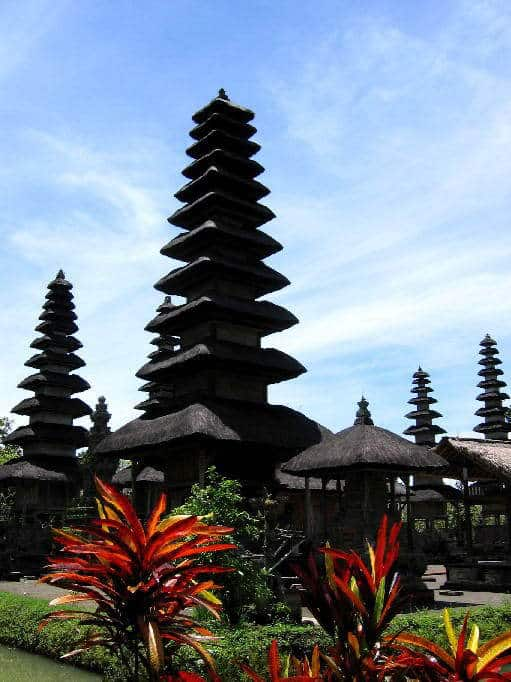 temple bali tan ayuamn mengwi culture traditionnelle