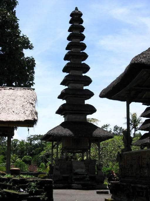 temple bali tan ayuamn mengwi culture