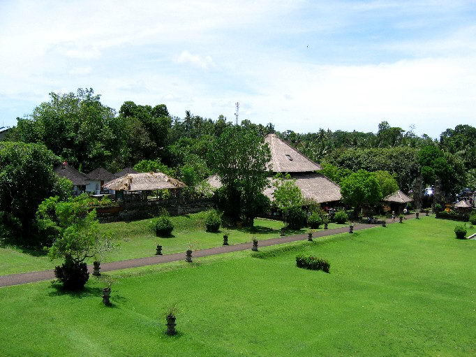 temple bali tan ayuamn mengwi jardin