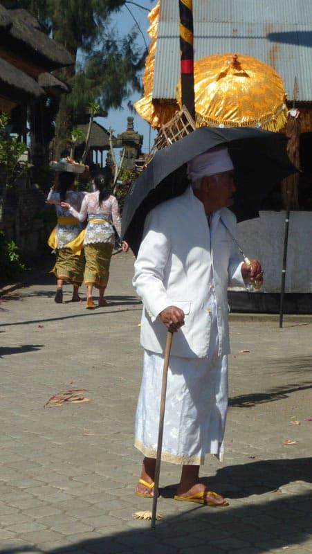 temple bali ulun batur ile indonesie