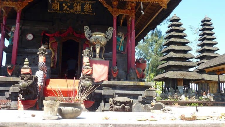 temple bali ulun batur vacances culturelles