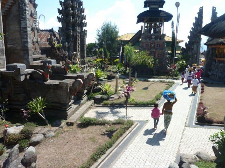 temple bali ulun batur visite culture