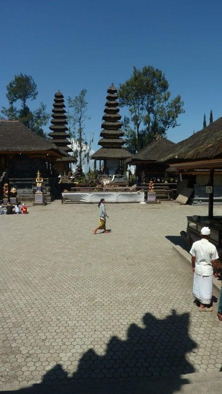 temple bali ulun batur visite culturelle
