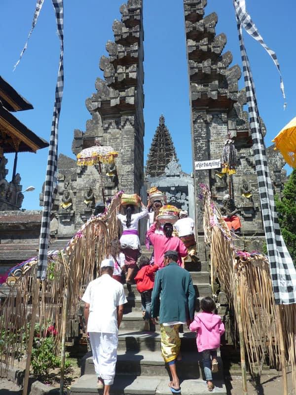 temple bali ulun batur visite vacances