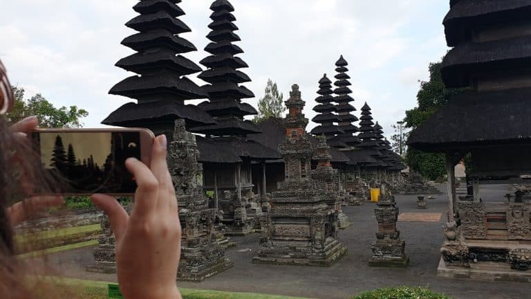 temple culture hindouisme bali