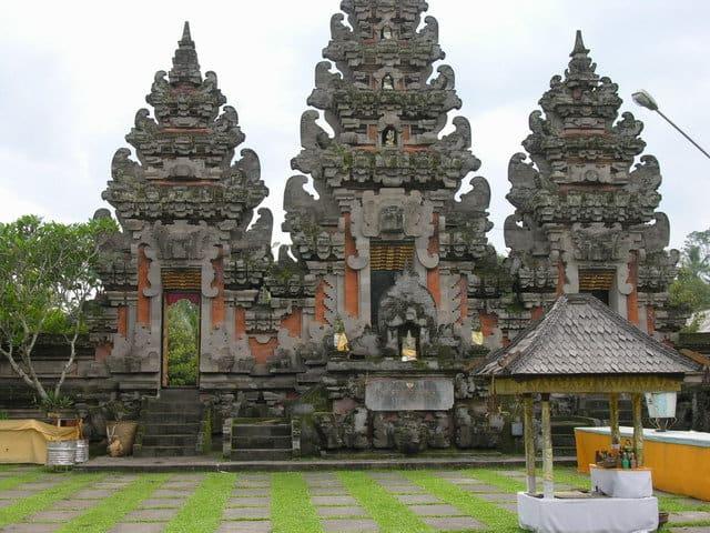 temple hindou lumajang ile java indonesie