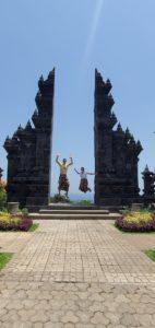 temple lempuyang bali indonesie