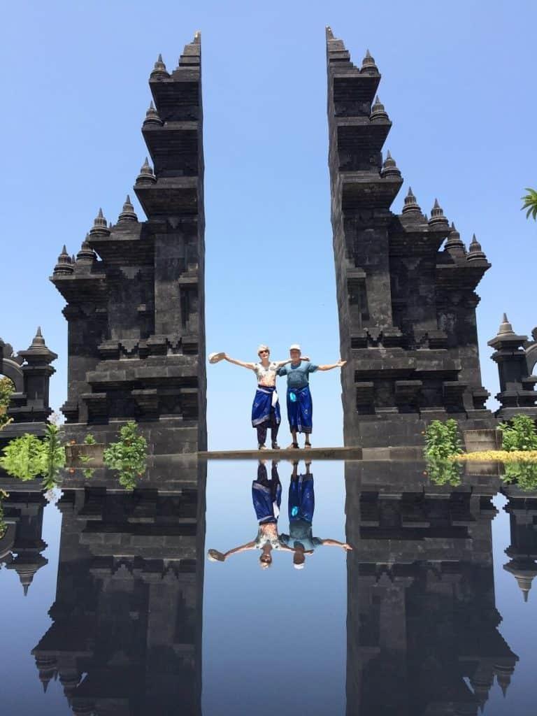 temple lempuyang voyage
