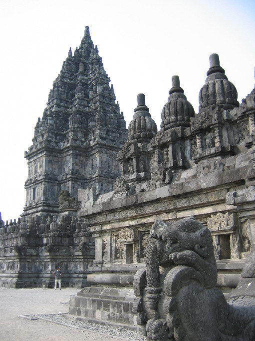 temple prambanan ile java decouverte culture
