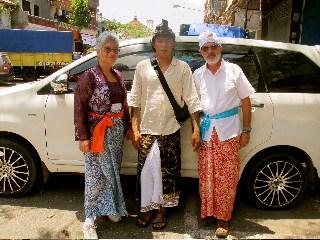 tenue traditionnelle voyage organisé bali