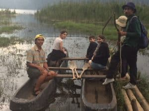 testimonial Bali bateau traditionnel ulun danu lac