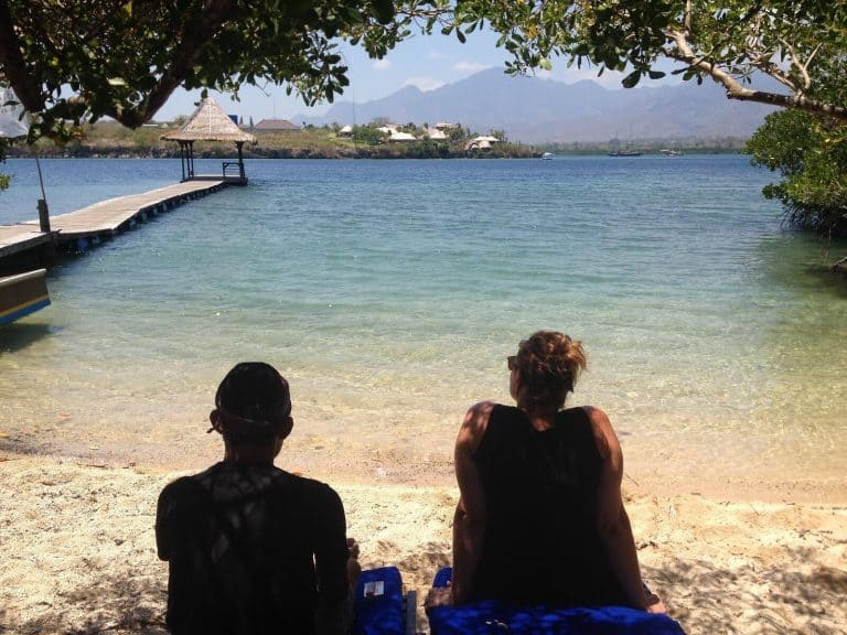 testimonial beach Bali