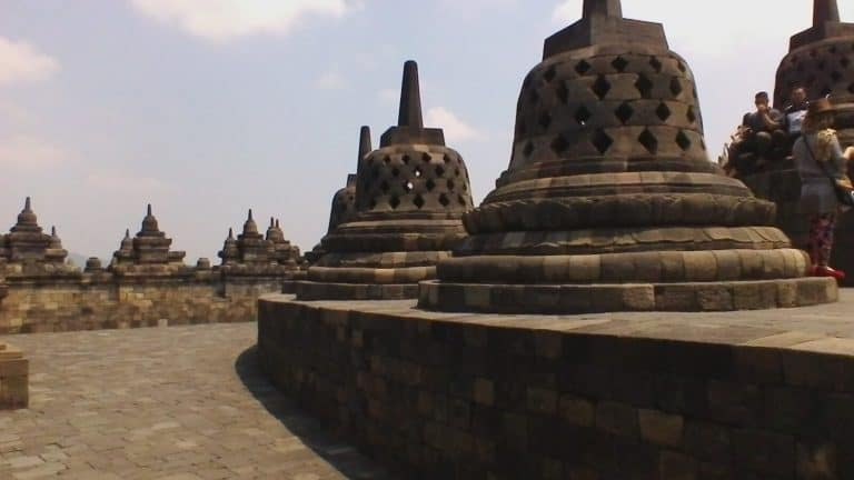 testimonial Borobudur