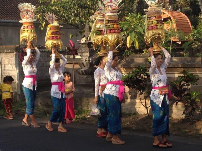 testimonial ceremony Bali