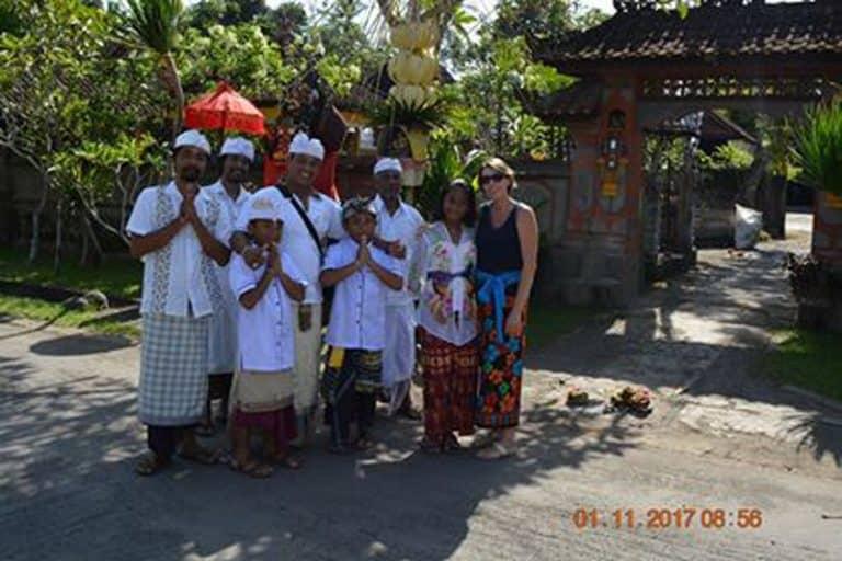 testimonial Gwénaëlle et Raphaël client famille Bali Baliauthentique