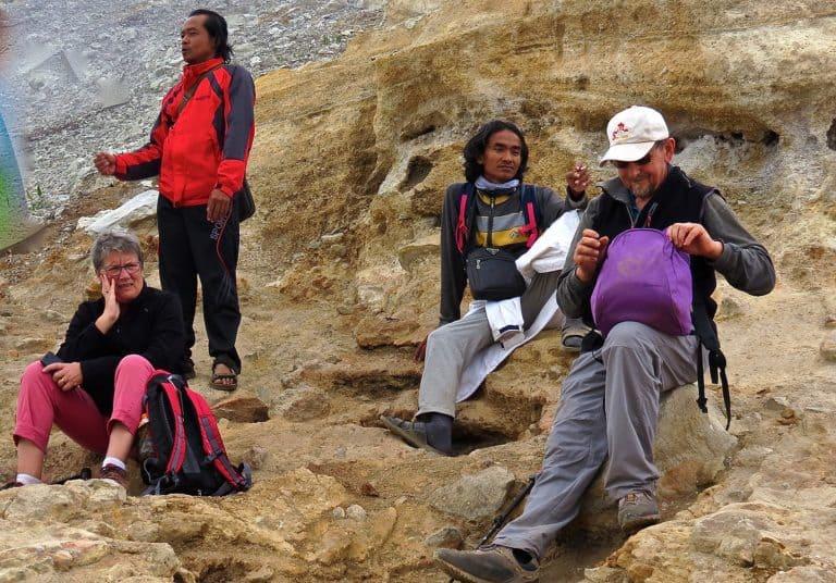 testimonial Jacques amis Java ijen guide Burhan Baliauthentique