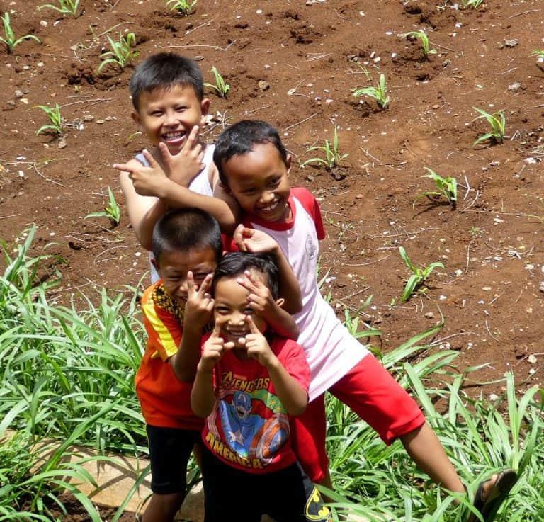 testimonial Java children client Baliauthentique