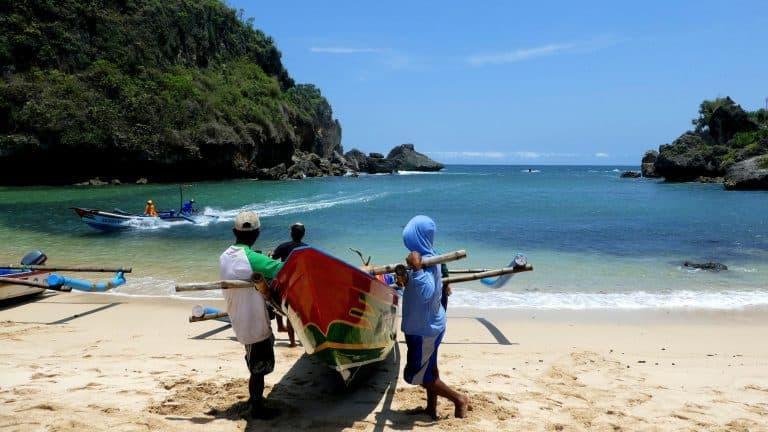 testimonial Java la mer boat port pano