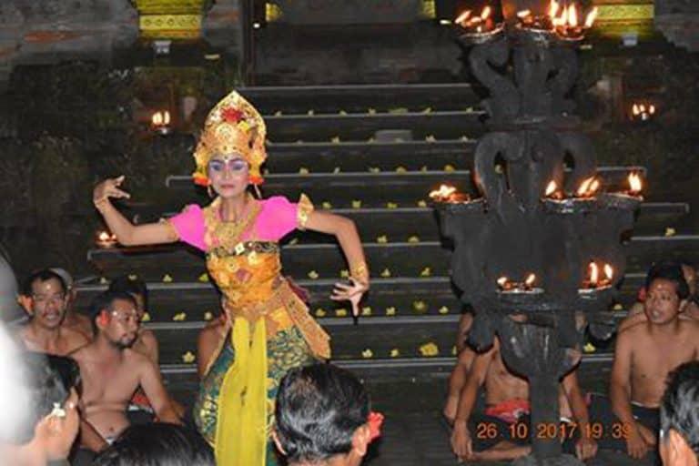 testimonial kecak danse uluwatu Baliauthentique