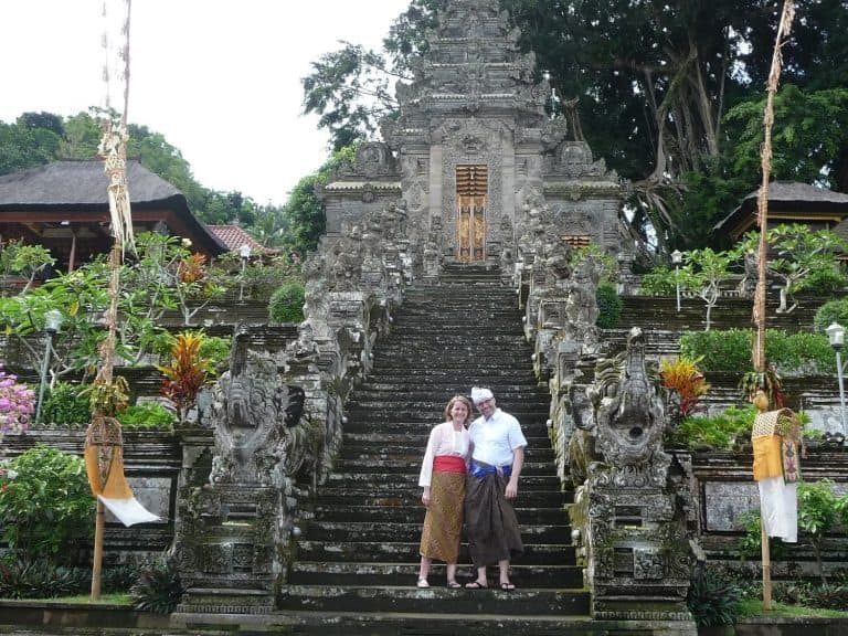 testimonial stairs