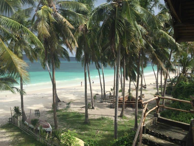 testimonial Sulawesi hôtel avec vue sur plage