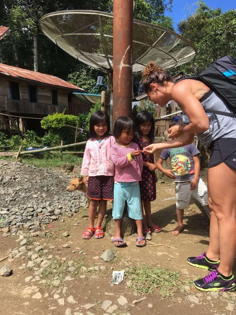 testimonial Sulawesi Patricia client children Baliauthentique