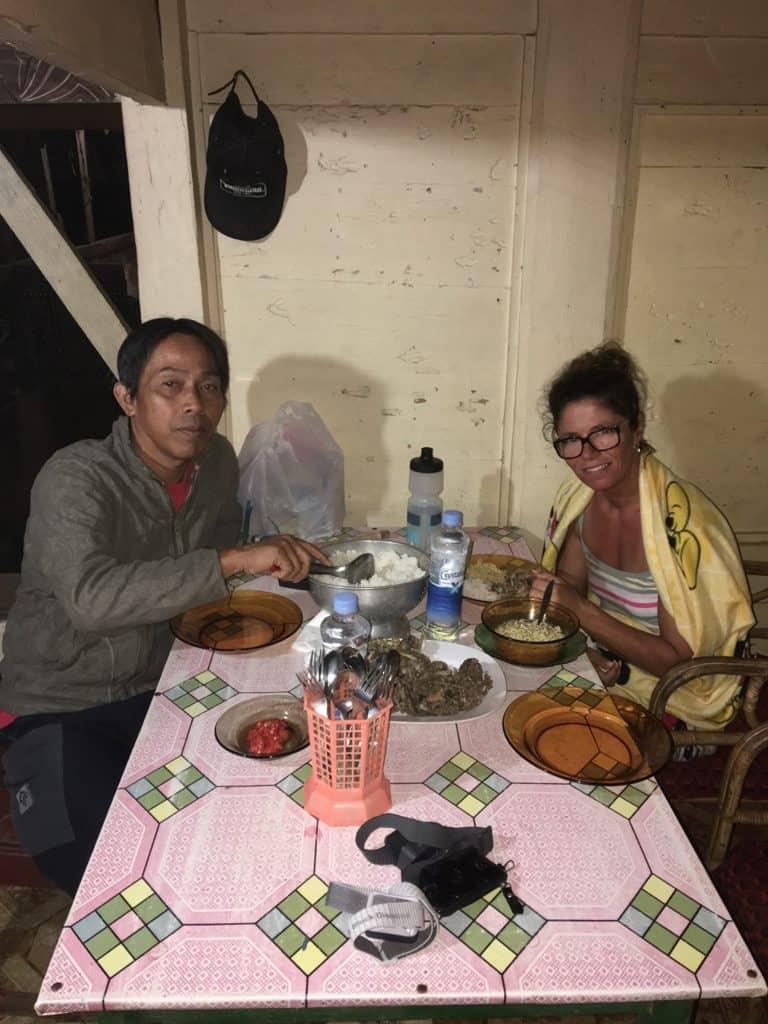 testimonial Sulawesi Patricia client guide Taba Baliauthentique