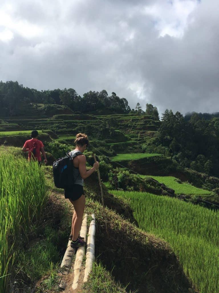 testimonial Sulawesi rice fields Patricia marcher client Baliauthentique