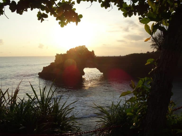 testimonial sunset panorama Gili