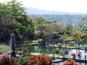 tirtagangga bali palais indonésie