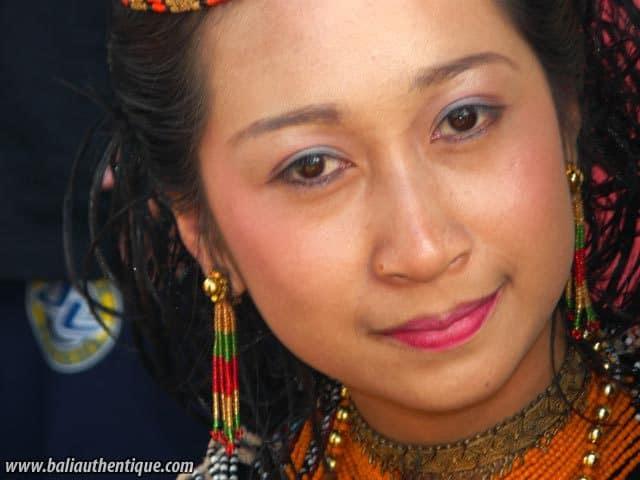 sulawesi tomate funeraire toraja portrait indonesienne