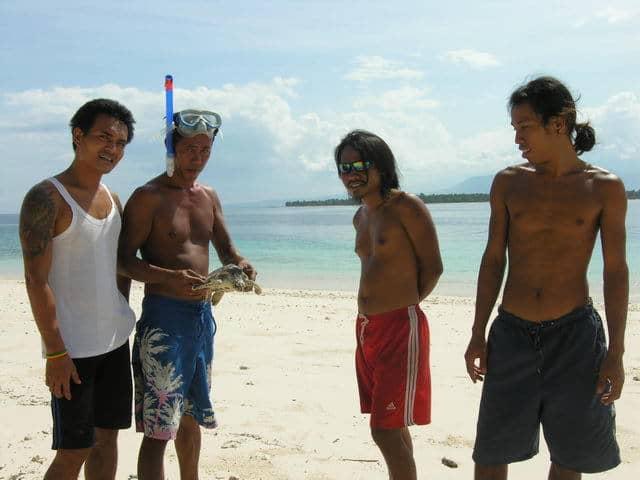 tortue de mer gili meno ile lombok voyage