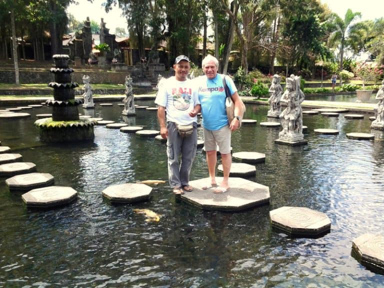 activités à bali visite de temples