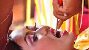 limage dents bali tradition