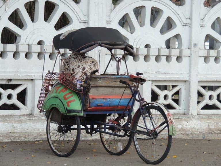 souvenir voyage indonésie