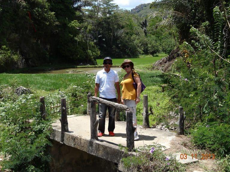 randonnées dans les rizières bali