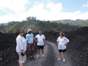 trekking volcan mont batur guide
