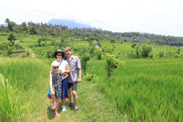 circuit itinérant indonésie avec enfants
