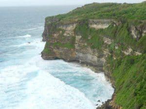 Uluwatu presqu'île de Buhkit