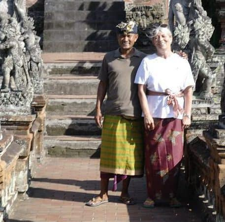 site incontournable bali temple