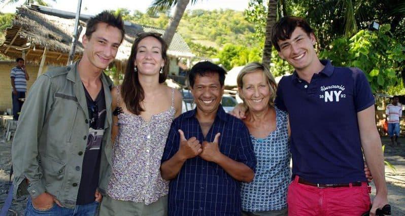 circuit touristique avec guide francophone indonésie