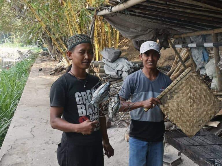 vie locale java indonesie sejour