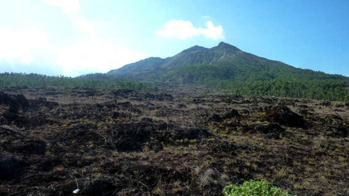 volcan batur bali ascension indonesie