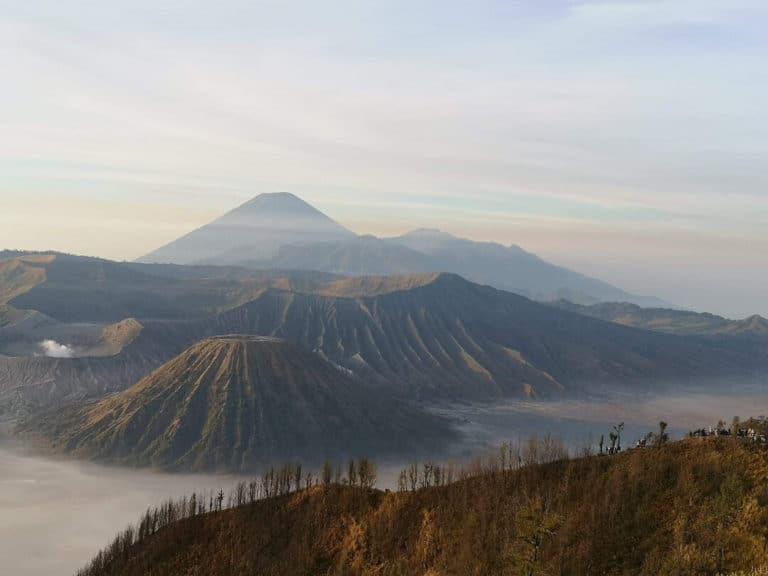 volcan Bromo Java Indonesie