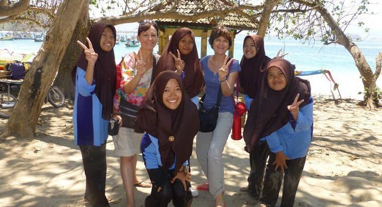 découverte indonésie rencontre locaux
